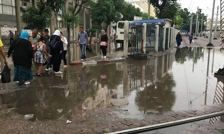 العاصمة : قائمة الطرقات المغلقة كليا و جزئيا