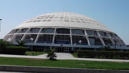 قصر الرياضة بالمنزه جاهز لاستضافة كل التظاهرات الرياضية