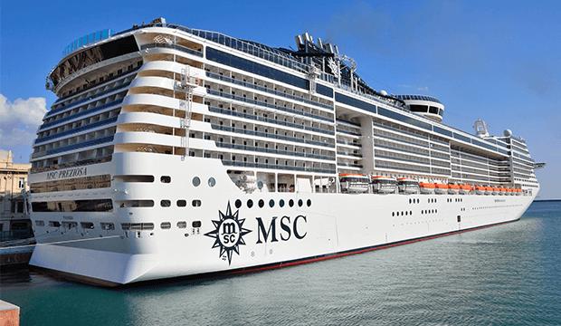 """شركة """"أم أس سي"""" للرحلات البحرية تعود إلى تونس"""