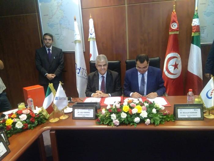 توقيع إتفاق لتنفيذ مشروع التبادل الطاقي التونسي الأوروبي
