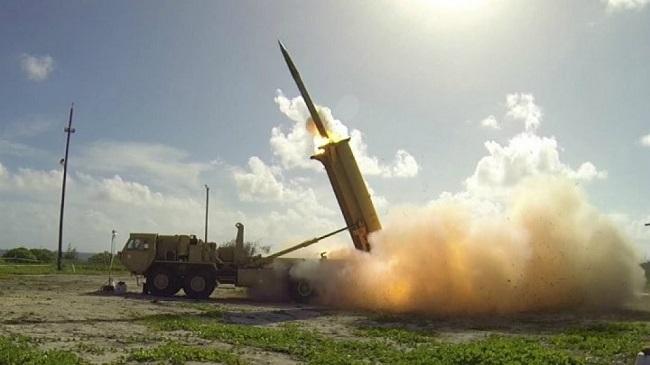 أميركا تجري اختبارا لصاروخ عابر للقارات