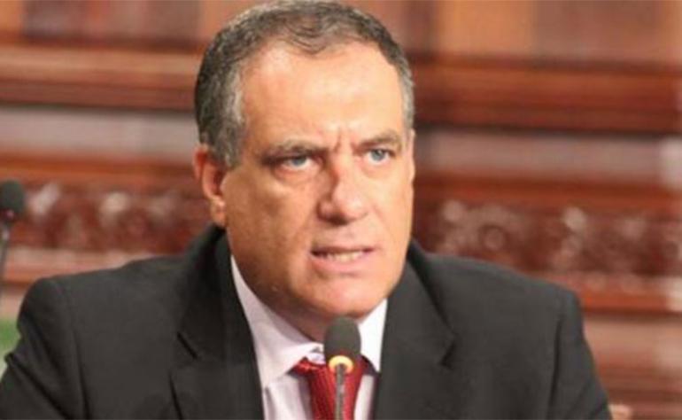 غازي الشواشي مرشح حركة الشعب و التيار الديمقراطي لرئاسة البرلمان