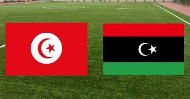 برنامج النقل التلفزي لمباراة تونس وليبيا