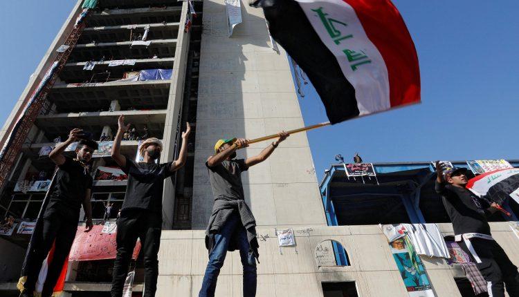 4 قتلى و48 مصابا في احتجاجات ببغداد