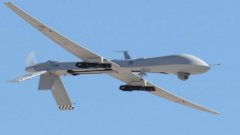 الجيش الأمريكي يعترف بفقدان طائرة بلا طيار في ليبيا