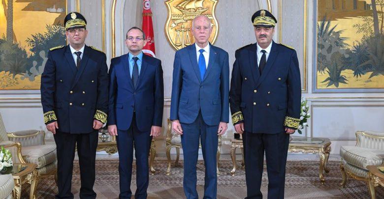 رئيس الجمهورية يشرف على موكب أداء اليمين للواليين الجديدين
