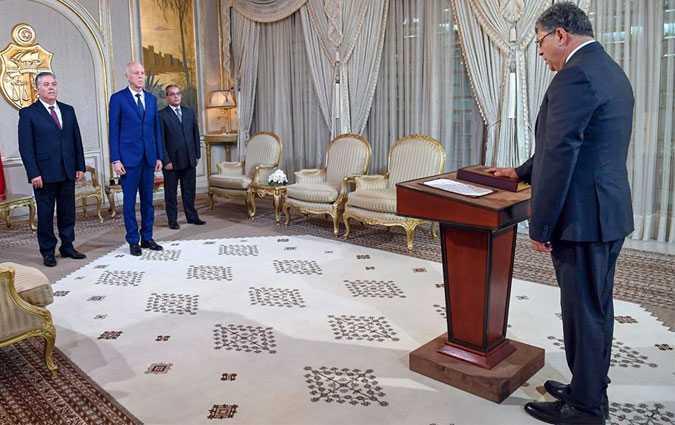 رئيس الجمهورية يُسلم أوراق إعتماد سفيرين جديدين لتونس