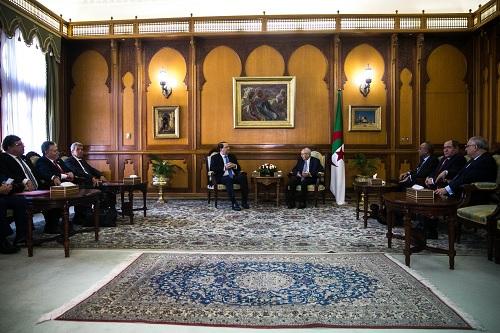 قريبا قيس سعيد في زيارة رسمية الى الجزائر