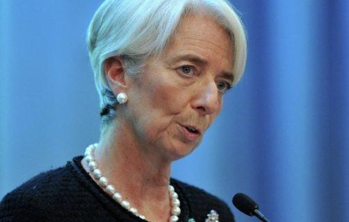 كريستين لاغارد تتسلم رسميا رئاسة البنك المركزي الأوروبي