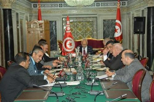 البرلمان: توزيع مسؤوليات مساعدي الرئيس