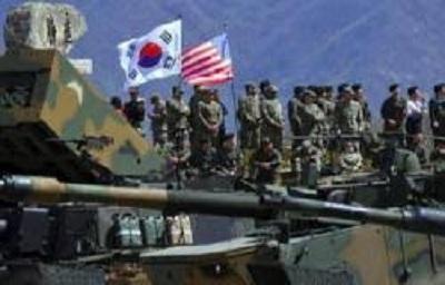 كوريا الشمالية تطالب واشنطن بوقف مناوراتها مع سول نهائيا