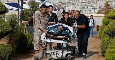 إصابة 4 سيّاح و4 أردنيين في حادث الطعن بجرش
