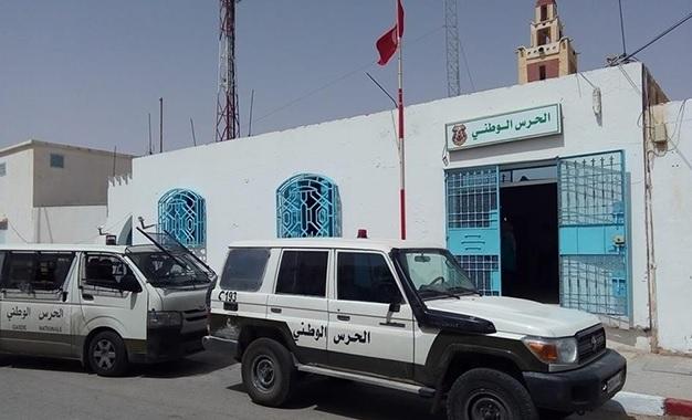 الحرس الوطني: حجز بضائع مهربة بقيمة تناهز 3 مليون دينار