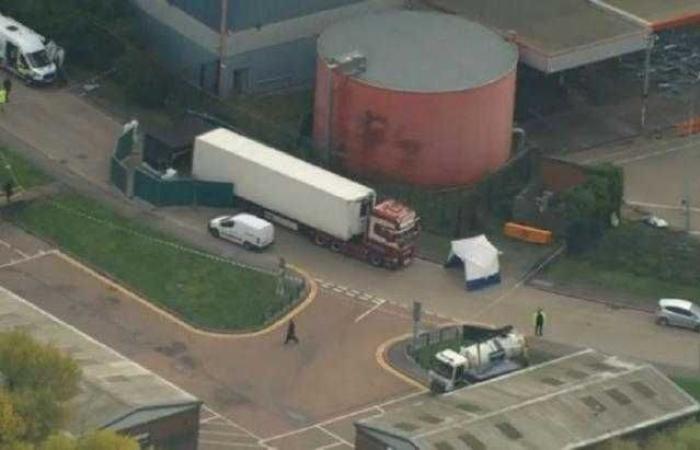 الشرطة البريطانية: جثث الشاحنة تعود لمواطنين فيتنامين