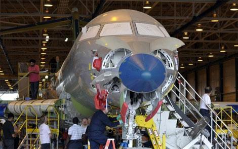 17 ألف موطن شغل يُوفرها قطاع صناعة مكونات الطائرات في تونس