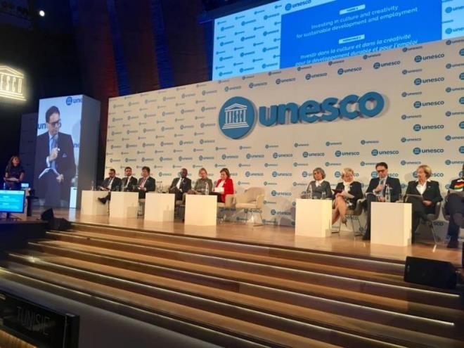 انتخاب تونس في المجلس التنفيذي لليونسكو