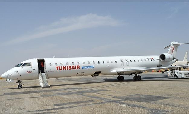 """الخطوط التونسية السريعة تتسلّم اول طائرة """"آ تي آر"""""""