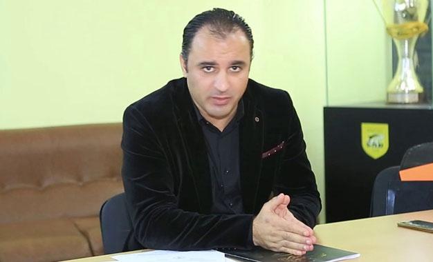 اصدار بطاقة إيداع بالسجن في حق رئيس النادي البنزرتي