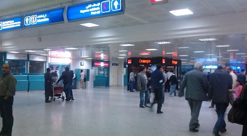 ارتفاع عدد المسافرين في المطارات التونسية بنسبة 8,5 %