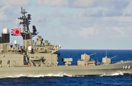 اليابان تعتزم إرسال 270 من أفراد البحرية إلى الشرق الأوسط لحراسة السفن