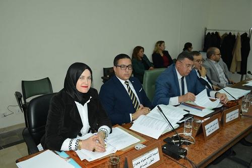 لجنة المالية تختتم أعمالها بخصوص مشروع قانون المالية لسنة 2020