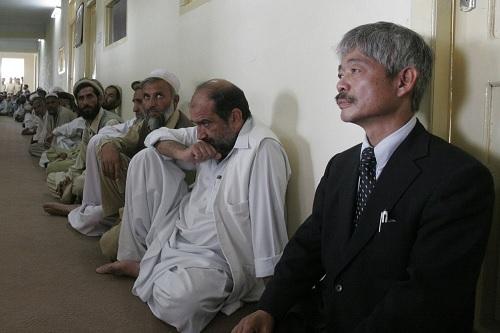 مقتل رئيس وكالة إغاثية يابانية جراء هجوم في أفغانستان