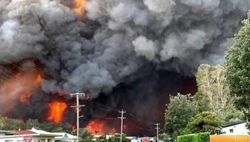 أستراليا تعود للحر والحرائق.. وإخلاء مناطق من جديد