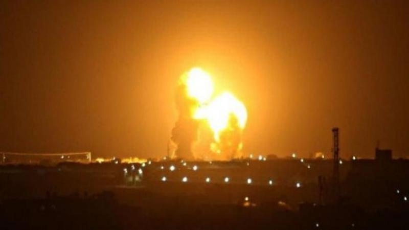 إيران تقصف قاعدة عسكرية في العراق