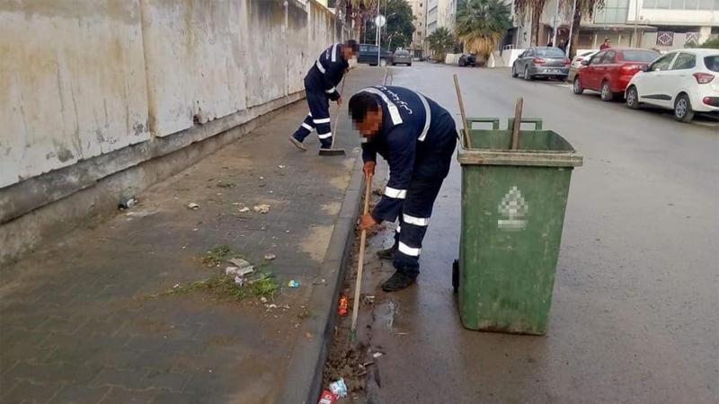 عبد الرحيم: عمال بلدية تونس يطالبون بمنحة خصوصية بقيمة 300 دينار شهريا