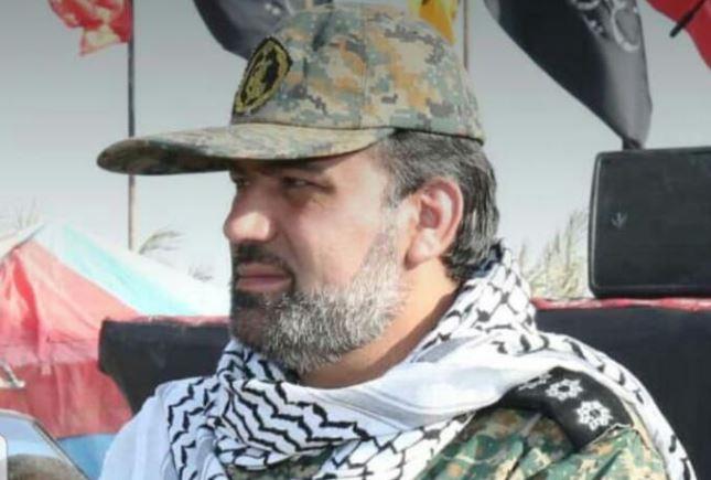 إغتيال قائد في الحرس الثوري الإيراني أمام منزله