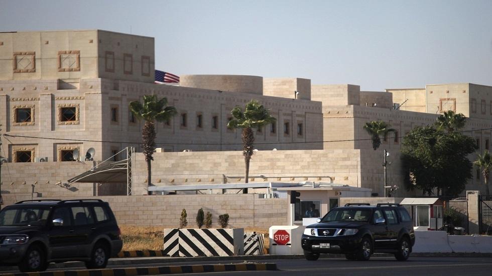 السفارة الأمريكية في الأردن تحذر موظفيها ورعاياها