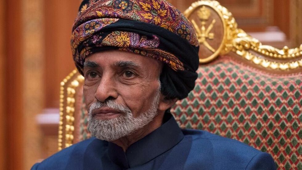 وفاة سلطان عمان قابوس بن سعيد