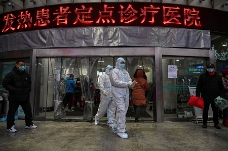 تونسيون عالقون في الصين بسبب فيروس كرونا
