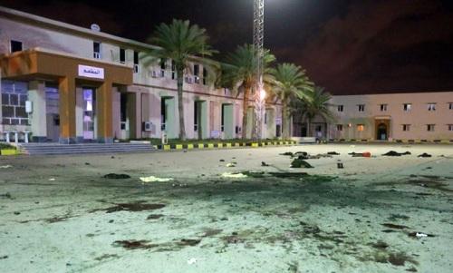 مقتل أكثر من 28 شخصا في هجوم على أكاديمية عسكرية ليبية