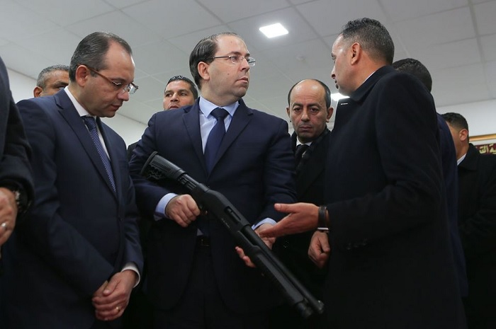 """الشاهد: """"الوضع في ليبيا صعب وحالة تأهب قصوى على الحدود """""""