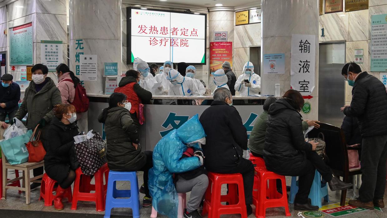 الصين تعلن حالة الطوارئ القصوى بسبب فيروس كورونا