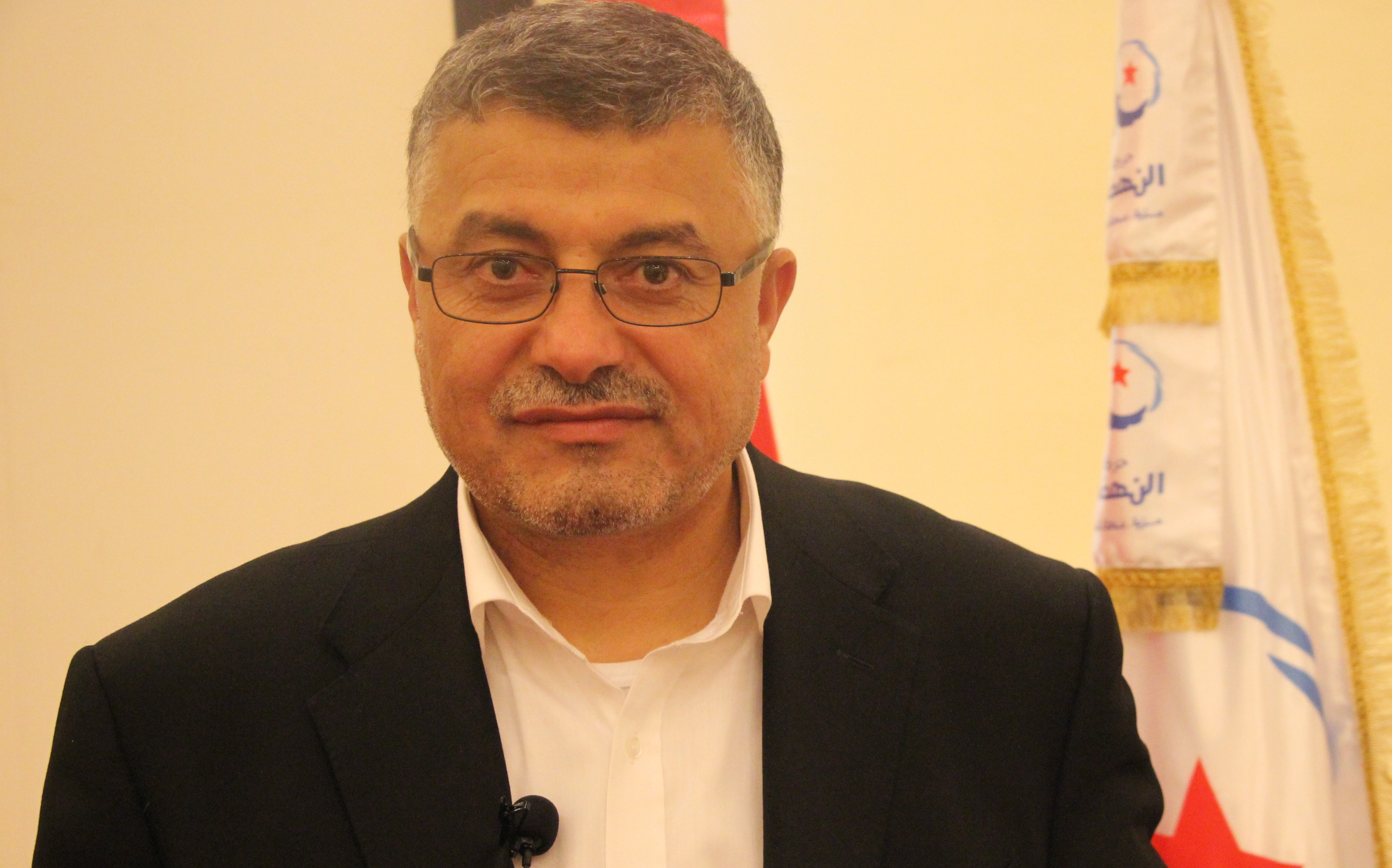 """فتحي العيادي :""""حكومة الجملي ستمر ..و النهضة باقية على دعمها لها """""""