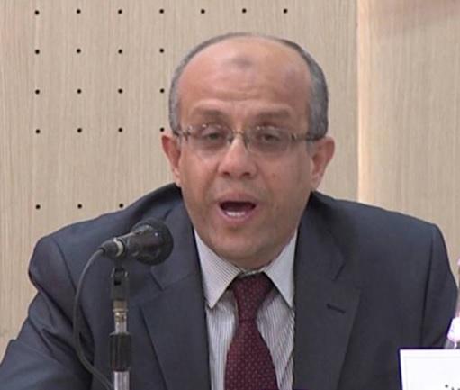 """شقيق قيس سعيد :""""من الغريب ان يكون رئيس الحكومة مسؤولا أمام برلمان فاشل """""""