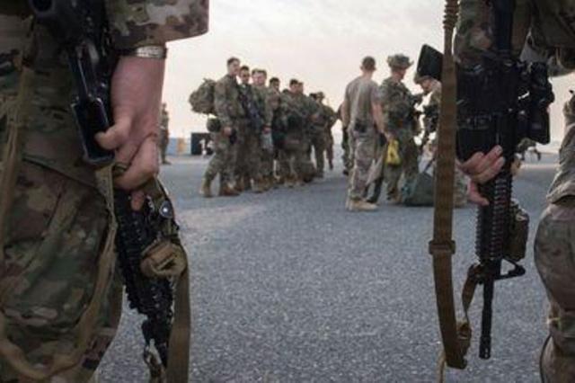 واشنطن ستنشر آلاف الجنود الإضافيين في الشرق الأوسط