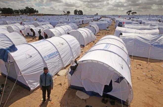 مدنين: وضع خطة طوارئ لاستقبال اللاجئين القادمين من ليبيا