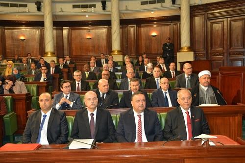 بحضور 188 نائبا: انطلاق الجلسة العامة لمنح الثقة لحكومة الجملي