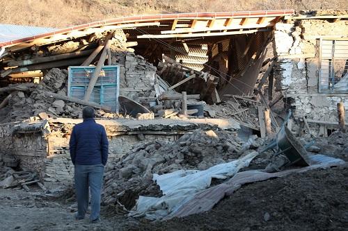 ارتفاع عدد ضحايا زلزال تركيا
