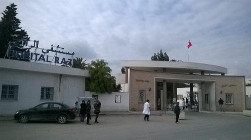 ارتفاع عدد المرضى المقيمين بمستشفى الرازي