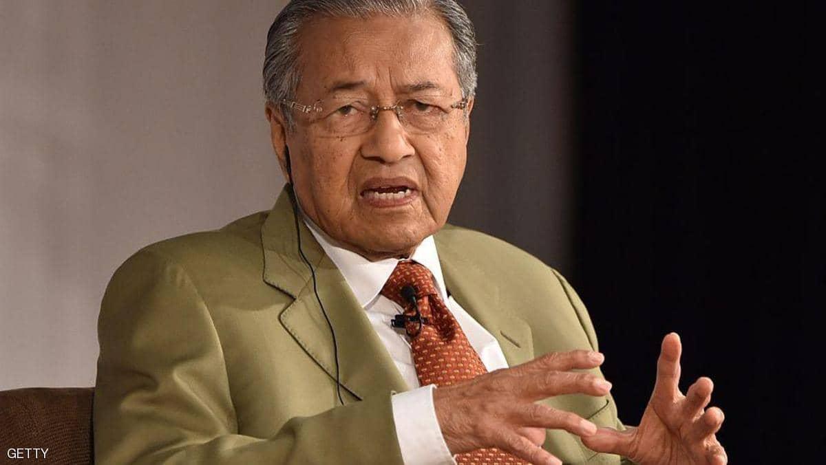 استقالة رئيس الوزراء الماليزي