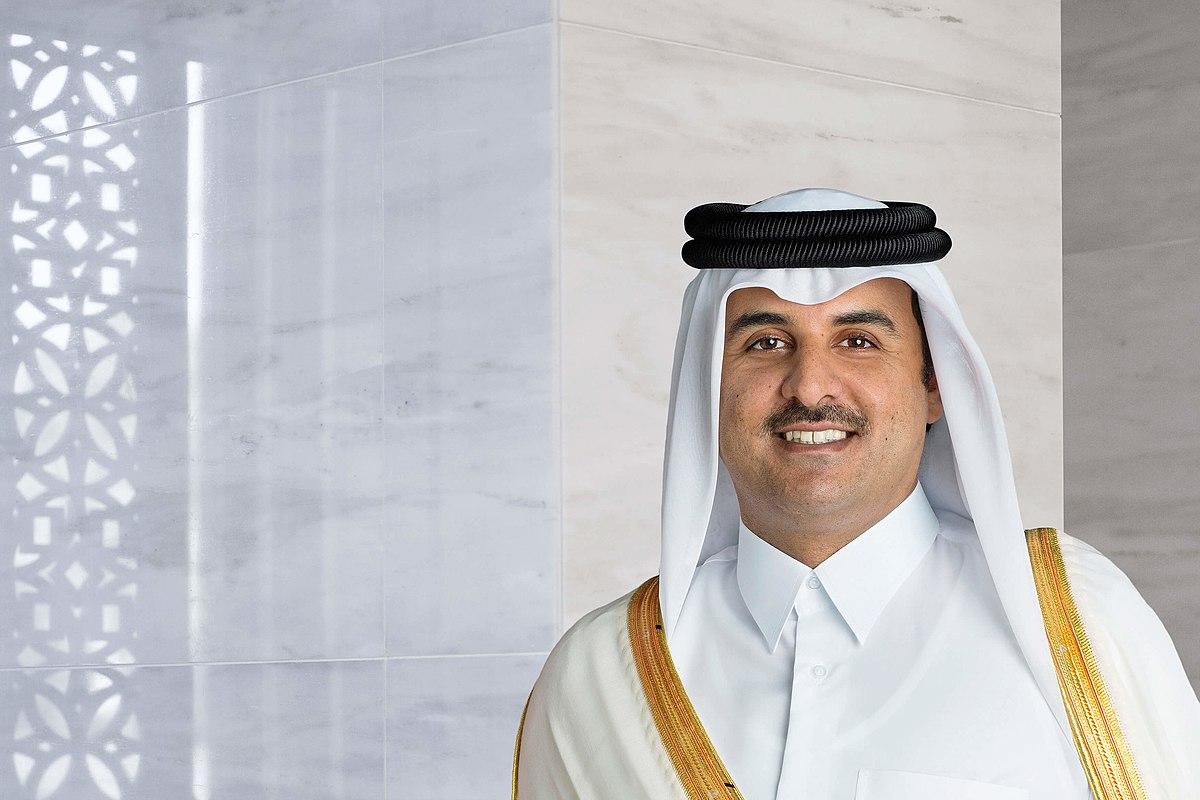 أمير قطر في زيارة رسمية الى تونس