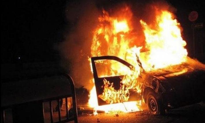قبلي: مجهولون يحرقون السيارة الوظيفية لرئيس بلدية جمنة