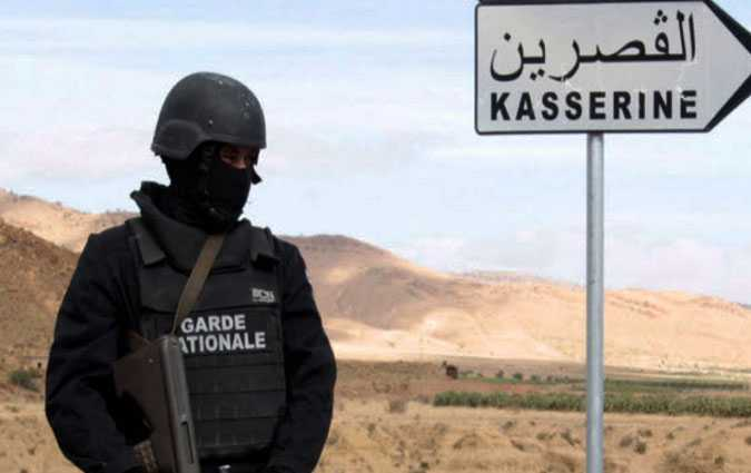العثور على جثة إرهابي ثاني بالقصرين