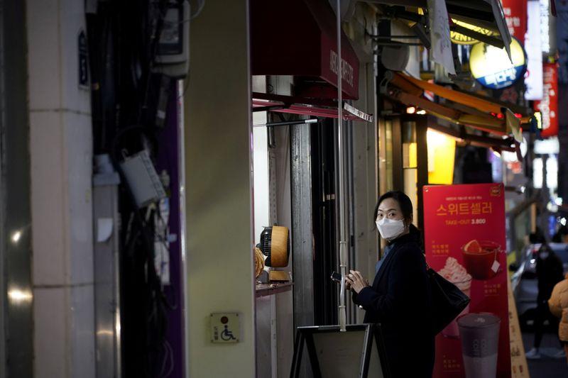 كوريا الجنوبية تعلن عن 161 حالة إصابة جديدة بفيروس كورونا