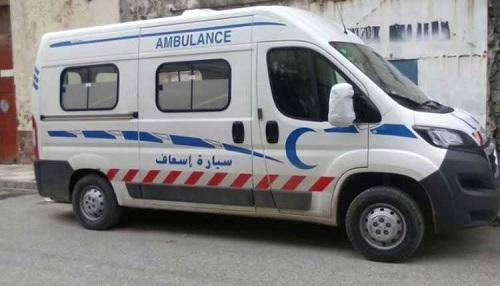 مدنين :سرقة سيارة إسعاف المستشفى المحلي بسيدي مخلوف