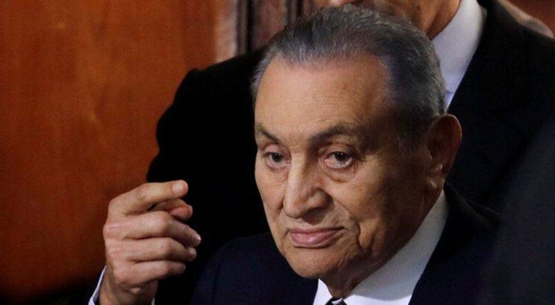 الرئاسة المصرية تعلن الحداد 3 أيام على وفاة حسني مبارك